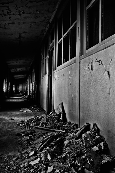 inside the slaughterhouse / foto: rue23