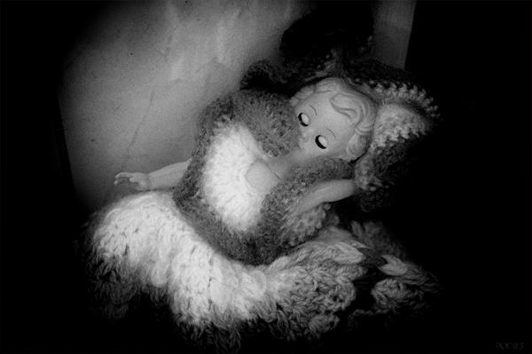 Toilet Doll
