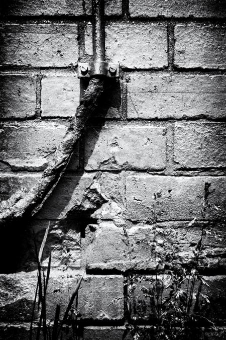"""""""Klinker In Silber"""" Fotografie: rue23 Berlin 2009"""