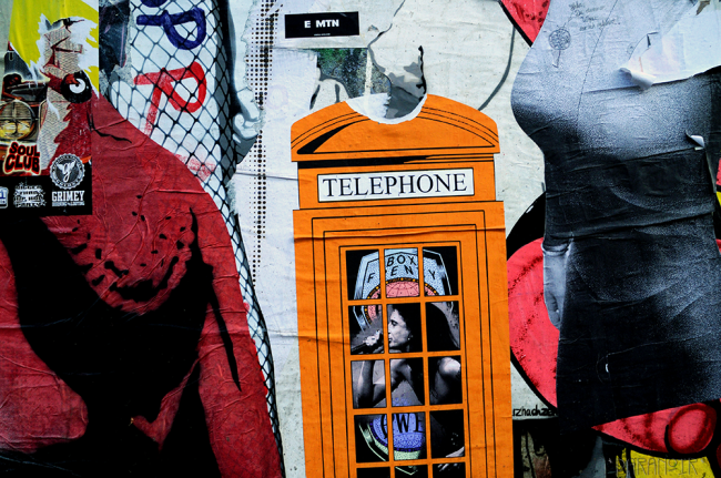 020 - Telephone Box