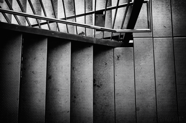 002 - Dirty Silver Stairs