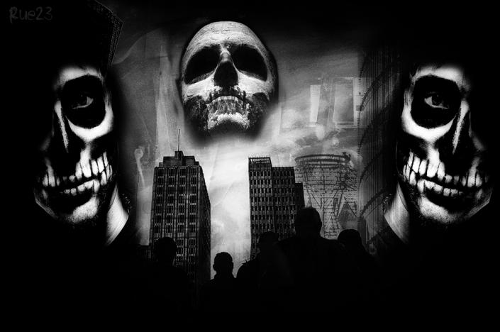 Death Man In Berlin II